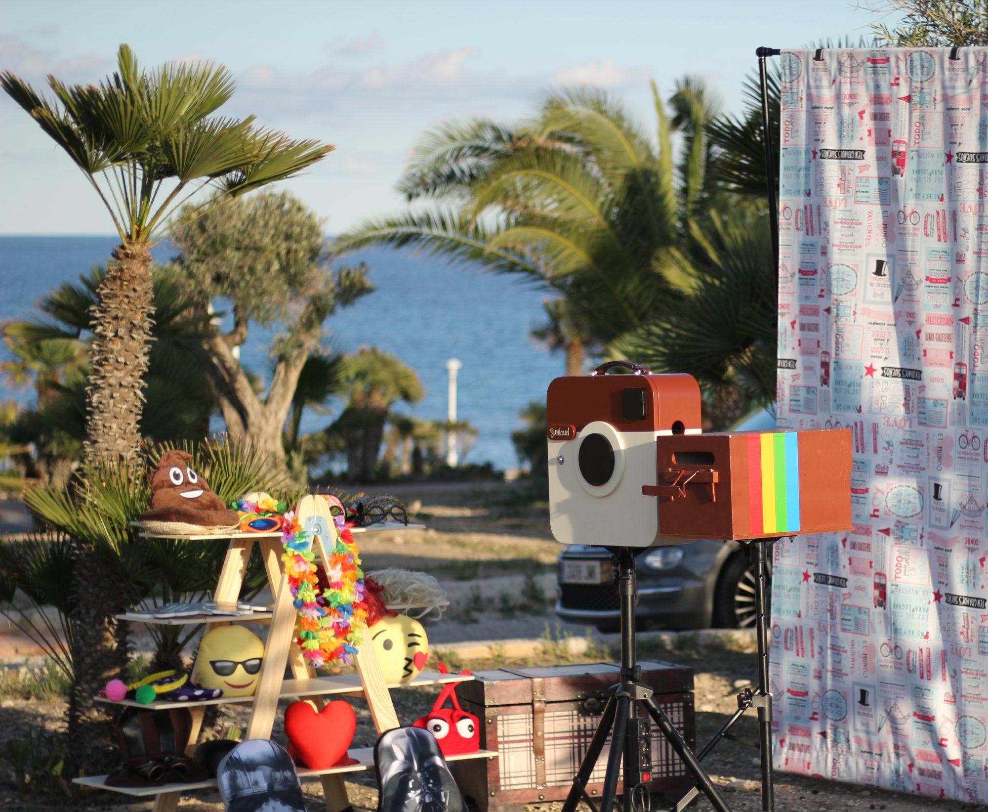 Fotomaton en Alicante